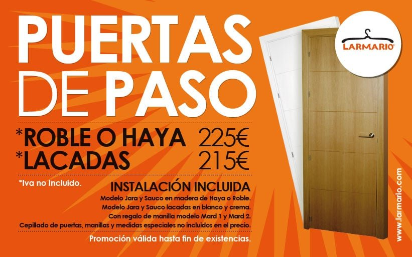 WEB-PROMOCION JARA- SAUCO -LACA 215€ -HAYA Y ROBLE 225€