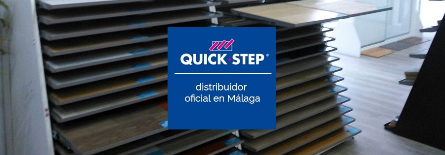 Distribuidor oficial en Málaga de Quick - Step