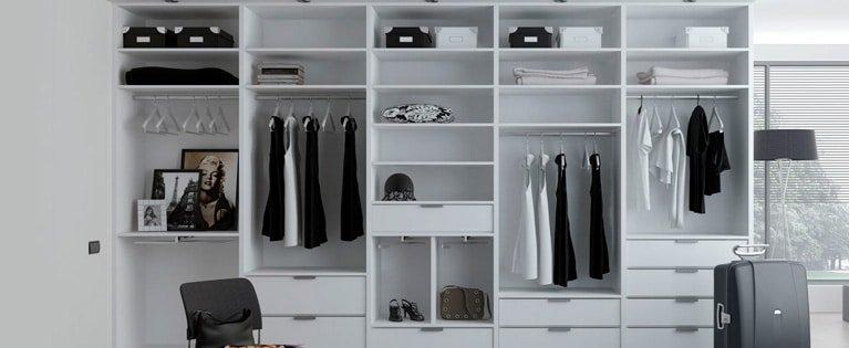 Cómo es el armario perfecto