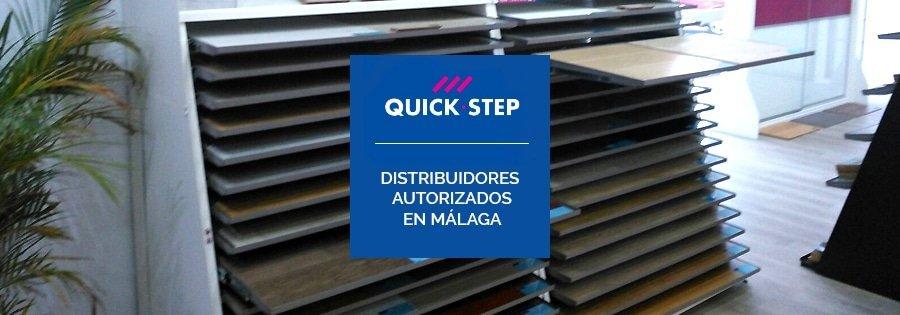 LARMARIO, distribuidor oficial QUICK-STEP en Málaga