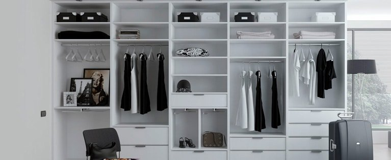 What is the perfect closet?