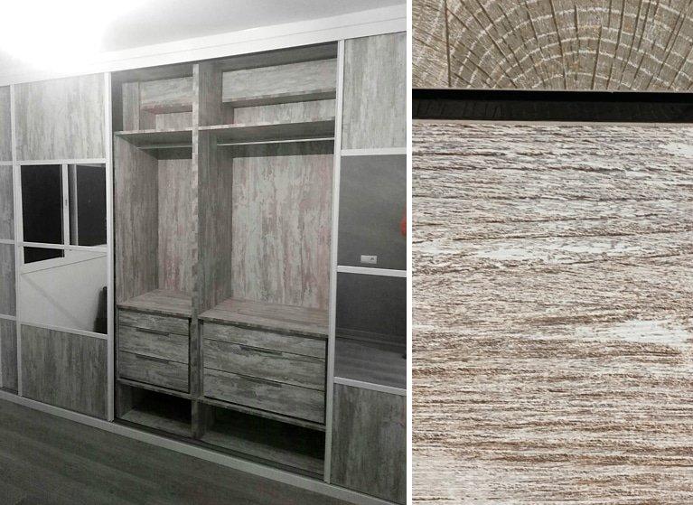 Vintage Wood, el nuevo color disponible en Larmario