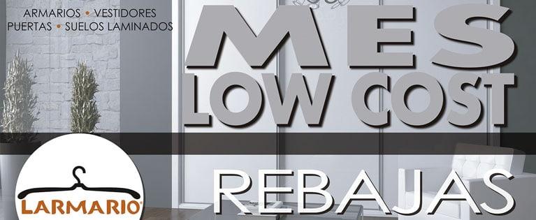 Promoción junio 2019: El mes low cost en Larmario