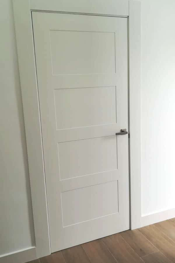 Así quedaron estas puertas de paso modelo Monreale | Larmario