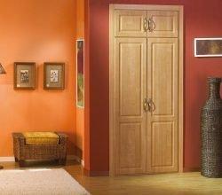 Folding-door cabinets | Colonial | Larmario