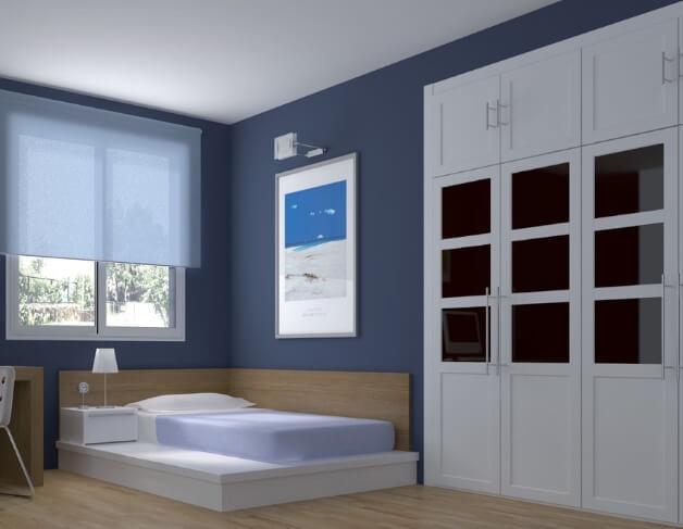 Folding-door cabinets | Elegant | Larmario