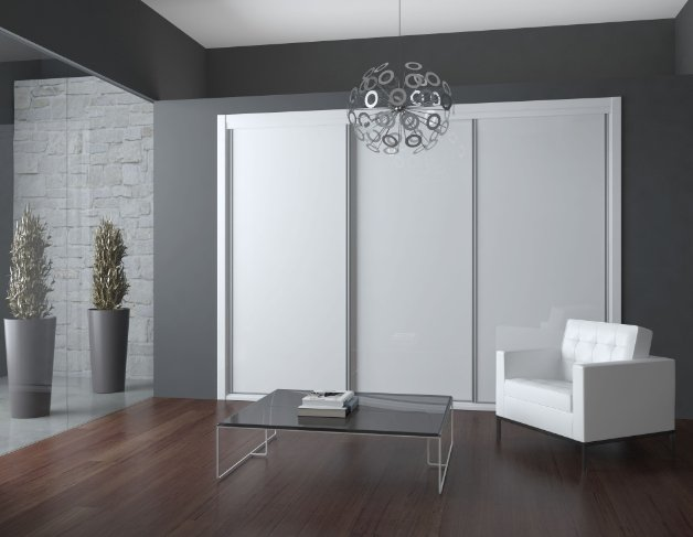 Sliding-door cabinets | Minicost | Larmario