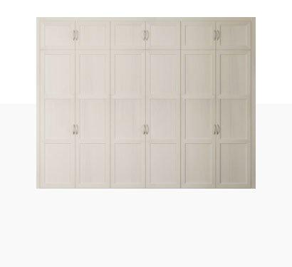 Folding-door cabinets | Larmario