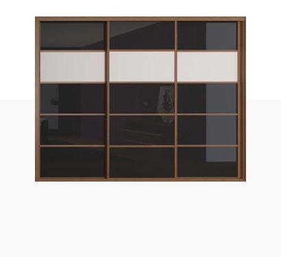 Sliding-door cabinets | Larmario