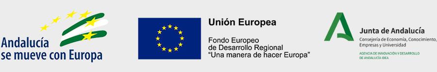 Andalucía se mueve con Europa | Larmario