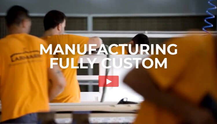 Manufacturing fully custom | Larmario