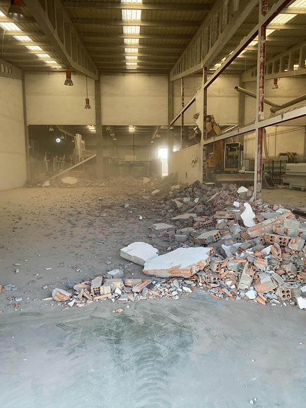 Renovando y modernizando nuestra fábrica
