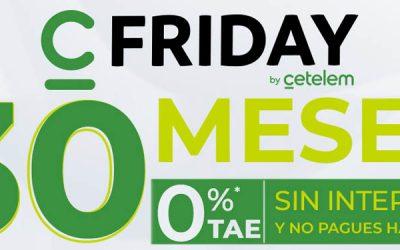 C-Friday, nuestra promoción para el Black Friday 2020
