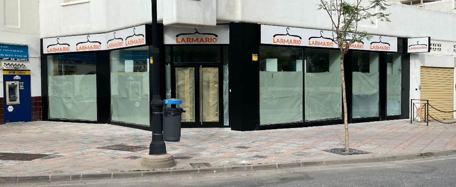 Próxima apertura de Larmario en Fuengirola